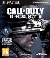 Call of Duty: Ghosts Free Fall Edition (PS3) (GameReplay)