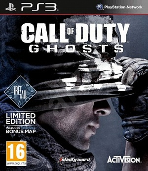 Call of Duty: Ghosts Free Fall Edition (PS3) (GameReplay) фото
