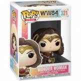 Фигурка Funko POP DC: Wonder Woman 84 – Wonder Woman (MT) (46663)