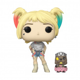 Фигурка Funko POP DC: Birds of Prey – Harley Quinn w/Beaver