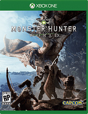 Monster Hunter World (XboxOne) (GameReplay)