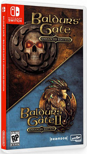 Baldur's Gate & Baldur's Gate II – Enhanced Edition (Nintendo Switch)