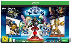 Skylanders Imaginators (стартовый набор) (Xbox360)