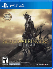 Final Fantasy XIV: Shadowbringers Стандартное издание (PS4)