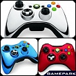 Скриншот Controller Wireless R Chrome Series Blue, 6