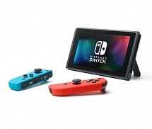 Nintendo Switch Neon blue/red (Switch)