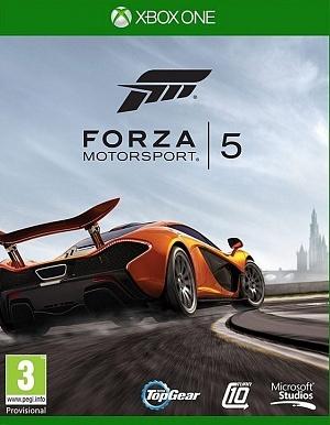 Forza Motorsport 5 GOTY (Xbox One) (Б/У)