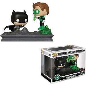 Фигурка Funko POP Comic Moment: DC – Green Lantern (Jim Lee) (Exc)