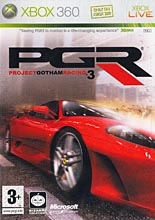 Project Gotham Racing 3 (Xbox 360) (GameReplay)