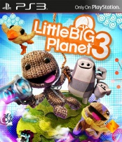 LittleBig Planet 3 (PS3) (GameReplay)