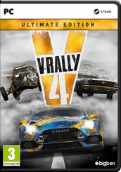 V-Rally 4. Ultimate edition (PC)
