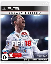 FIFA 18. Legacy Edition (PS3)