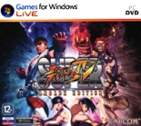 Super Street Fighter IV Arcade Edition (PC-Jewel)