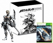 Metal Gear Rising: Revengeance Limited Edition (Xbox 360)
