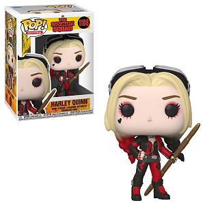 Фигурка Funko POP The Suicide Squad – Harley Quinn (Bodysuit) (56015)