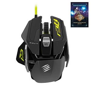 PC Мышь Mad Catz R.A.T.PRO S + игровой бонусный код