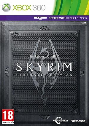 Elder Scrolls V: Skyrim Legendary Edition (Xbox 360)