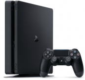 "PlayStation 4 Slim 1TB ""Game replay"" (В) без джойстика"