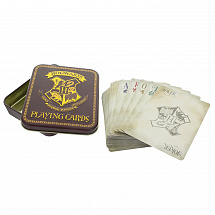 Карты сувенирные Hogwarts – Playing Cards V2 (CDU 12) (PP4258HPV2)