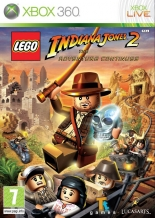 LEGO Indiana Jones 2: The Adventure Continues (Xbox 360) (GameReplay)