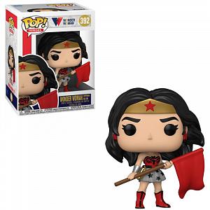 Фигурка Funko POP! Heroes DC Wonder Woman 80th Wonder Woman (Superman Red Son) 54976