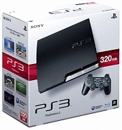 "PlayStation 3 320 Gb  ""А""  (GameReplay)"