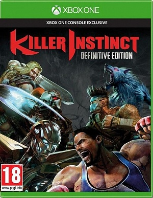 Killer Instinct. Definitive Edition (Xbox One) от GamePark.ru