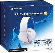 Wireless Stereo Headset Glacier White (PS4)