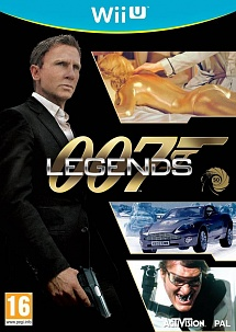007 Legends (Wii U)