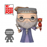 Фигурка Funko POP Harry Potter – Dumbledore w/Fawkes (48038)