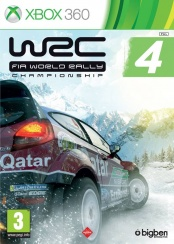 WRC 4: FIA World Rally Championship (Xbox360)