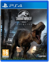 Jurassic World Evolution (PS4)