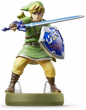Фигурка Amiibo – Линк Skyward Sword (коллекция The Legend of Zelda)