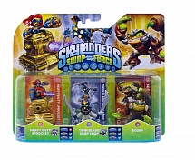 Skylanders Swap Force. Scorp, Twin Blade Chop Chop, Heavy Duty