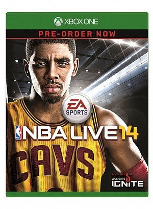 NBA LIVE 14 (XboxOne)