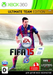 FIFA 15 Ultimate Edition (Xbox360)