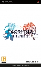 Dissidia: Final Fantasy Limited Edition (PSP)
