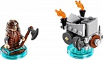 Скриншот LEGO Dimensions Fun Pack - The Lord of the Ring (Gimli, Axe Chariot), 2