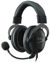 Игровая гарнитура HyperX Cloud II Gun Metal (KHX-HSCP-GM)