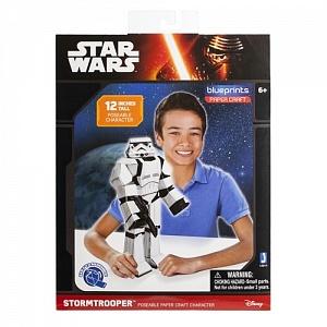 Конструктор из бумаги Star Wars Stormtrooper фото