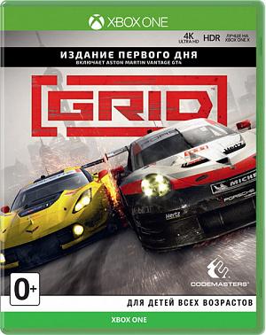 Grid Издание первого дня (Xbox One) фото