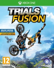 Trials Fusion (XboxOne) (GameReplay)