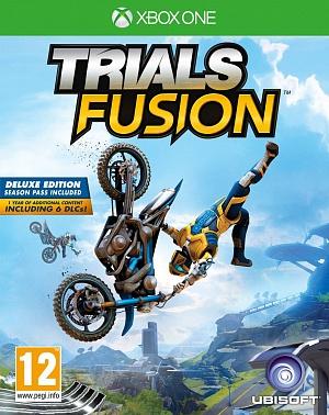 Trials Fusion (XboxOne) (GameReplay) фото