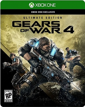 Gears of War 4 Ultimate Edition (XboxOne)