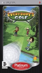 Everybody's Golf (Platinum)