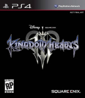 Kingdom Hearts III (PS4) (GameReplay)