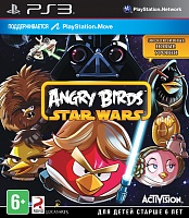 Angry Birds Star Wars (PS3) (GameReplay)