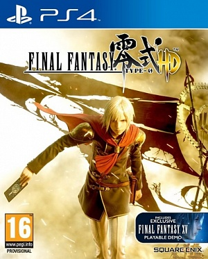Final Fantasy Type-0 HD (PS4) (Б/У)