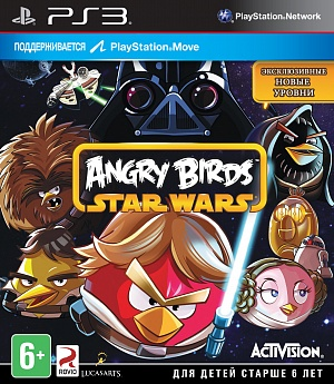 Angry Birds Star Wars (PS3) от GamePark.ru