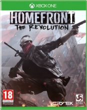 Homefront The Revolution (XboxOne)